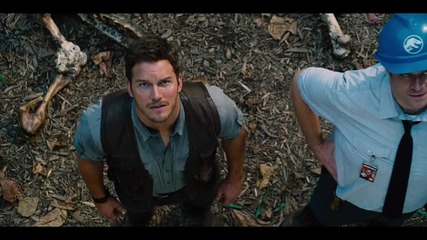 Джурасик Парк 2015 Jurassic World - Official Trailer (hd)
