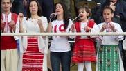 2012 Химн на България за Стилиян Петров Елица Тодорова Стадион Васил Левски