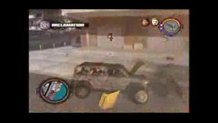 Saints Row: Mission #3 - Reclaimation