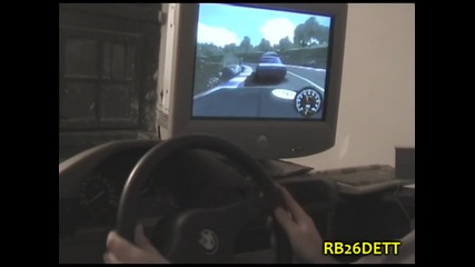 Bmw E34 симулатор