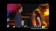 Наградите на Мтв 2009 - Робърт и Кристен