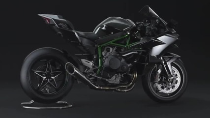 The 2015 Kawasaki Ninja H2r Official Video Introduction