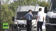 Хърватия: Бежанците пристигнаха в Товарник след като Кроатия стана път към Европа
