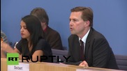 Germany: Berlin sees 'no premise' for new Greek aid programme