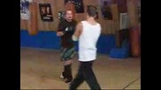 Kick-Box VS Wing Tsun