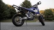 Yamaha yz426..(стънт проект 426)