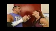 Lita & Matt Hardy Talk Backstage & Trish