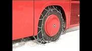 Rud Maxi cadenas de nieve para camiones y autobuses