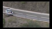 Wrc - Rallyracc - Rally de España 2015- Crash Sébastien Ogier