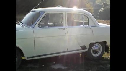 Волга Газ М21с 1967г.