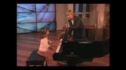 Деца Феномени - 15 Emily Bear, Царица на пианото