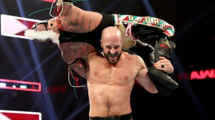 Rey Mysterio vs. Cesaro: Raw, Sept. 19, 2019