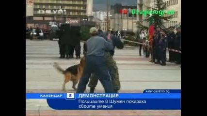 Избягал арестант вдигна на крак полицията в Шумен