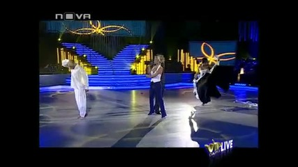 Vip Dance - Мира Добрева & Милен Цветков - Валс