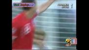 27.06.2010 Германия - Англия 4:1 Всички голове и положения - Мондиал 2010 Юар