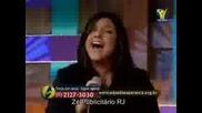 Laura Morena - Antes Vocе Precisa Crer - Tv Tempo