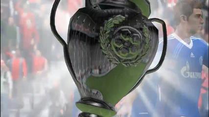 Fifa 14 Schalke Ep 4 Лигавене с неизвестен :d
