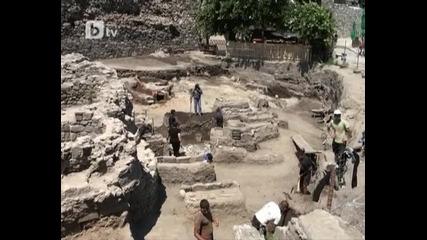 Археолози изкопаха вампир в Созопол - 03.06.2012