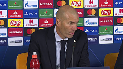 Turkey: Zidane thanks players for potentially career-saving Galatasaray win