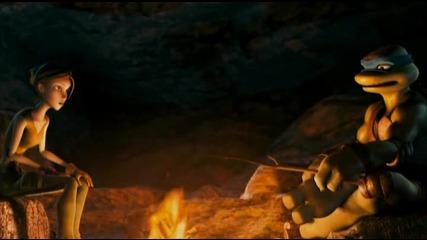 Костенурките нинджа 2007 - 1 част