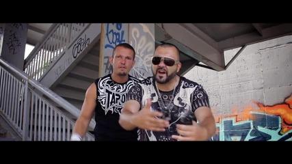 ITSAKA a.k.a. Незнайния войн feat. Ghettoman - Цялата страна е гето