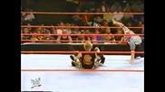 Spike Dudley vs. Justin Credible - Wwe Heat 06.10.2002
