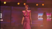 Katy Perry - The One That Got Away   American Music Awards 2011