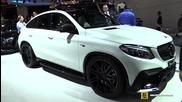 Това се казва изработка: 2016 Mercedes Gle63 S Coupe Brabus 850hp