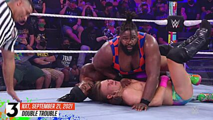 Top 10 NXT Moments: WWE Top 10, Sept. 21, 2021