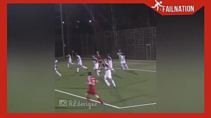Футбола е нещо уникално - Изцепки , голове и финтове !