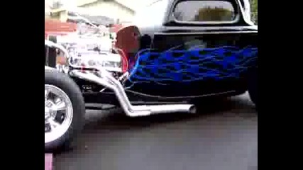 Blown 33 Ford Coupe [ Badrat ]