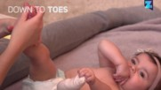 How To: A relaxing baby massage