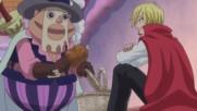 [ Bg Subs ] One Piece - 822