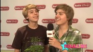 Dylan Cole Sprouse's Funny Interview at Radio Disney! - Youtube