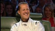 Ferrari Fxx - 1:10.7 + Интервю с Шумахер - Top Gear