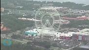 Ferris Wheel Riders Safely Evacuated From 'Orlando Eye'