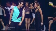 Violetta Live – Последни репетиции ( Латинска Америка)