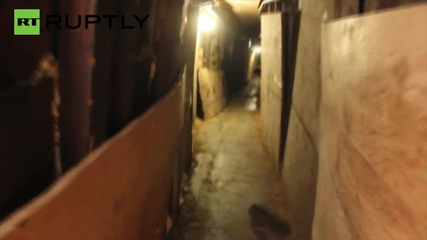 Drug Smuggling Tunnel Hidden In Closet Discovered 20 Miles From San Diego