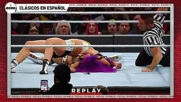 Clásicos en Español: Ronda Rousey vs Sasha Banks – Campeonato Femenino de Raw: Royal Rumble 2019