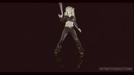 Britney Spears - Die Another Day (music Video)