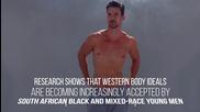 Мъжките стандарти за красота по целия свят