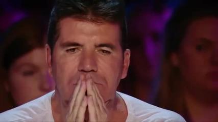 Изпълнение в X Factor, което разплака журито!