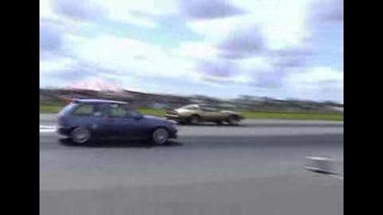 Opel Corsa Gsi.avi