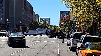 USA: Security op ongoing after 'bomb threat' at Department of Health in DC