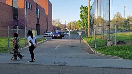 USA: Police cordon off Tennessee school following shooting