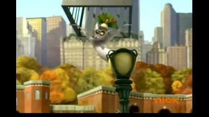 The Penguins of Madagascar - The terror of Madagascar