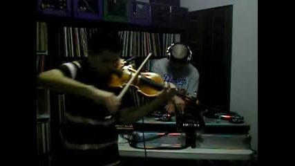 Hip Hop Violin - Paul Dateh And Inka