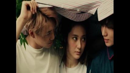 Kai, Krystal and Taemin - W Korea Magazine Making of Daisy Illusive