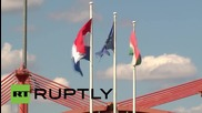 Croatia: Hungarian authorities fortify border with new fence