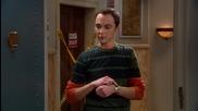 Теория за големия взрив / The Big Bang Theory Сезон 1 Епизод 10 Бг Аудио
